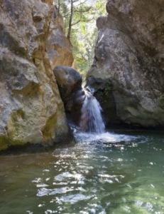 Chasing the Potami waterfalls