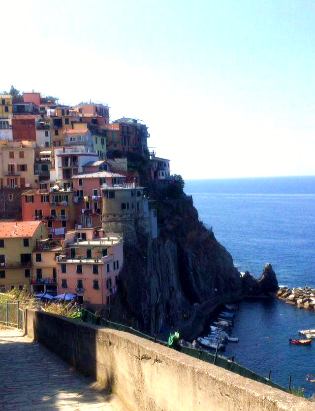 Cinque Terre is a must see