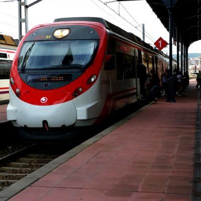 Train to Milan