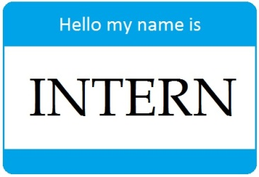 Hello my name is intern