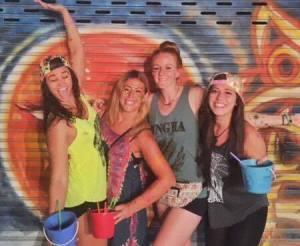 Jungle party OG crew