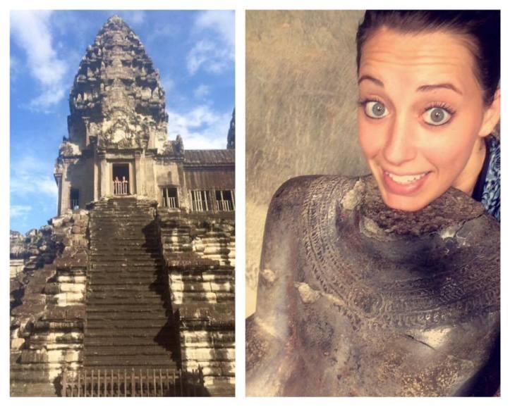Angkor Wat Tower