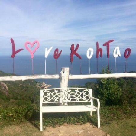 Venturing in Koh Tao