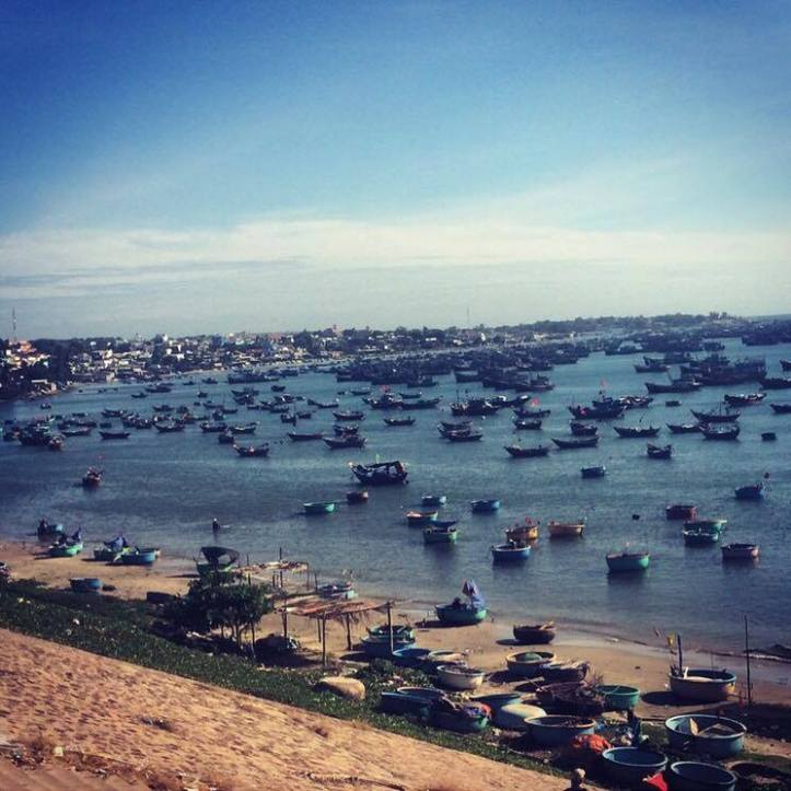 Mui Ne Fishing Port